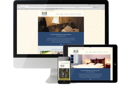 Website Hotel Buchenhof