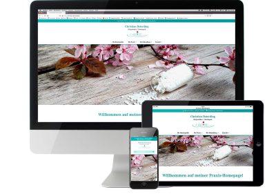 Website Christian Deterding